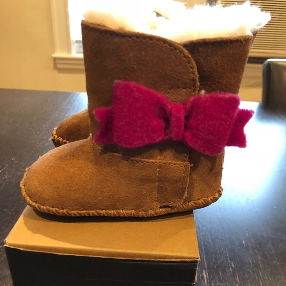 019d28c1651 Cutest baby UGGS. Size 6-12 mths